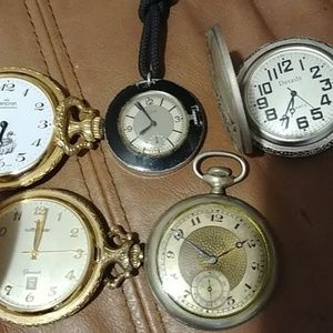 Other - Vintage pocket watch collection